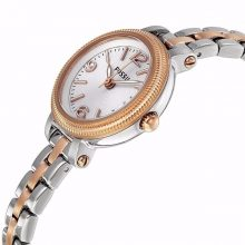 Heather White Dial Two-tone ladies Watch G2-ES3217