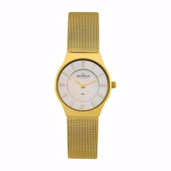 Ladies' Skagen Grenen Refined Watch G2-233XSGG