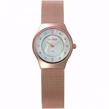 Ladies' Skagen Grenen Refined Watch G2-233XSRR