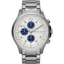 Men's Armani Exchange Chronograph Watch G2-AX2136