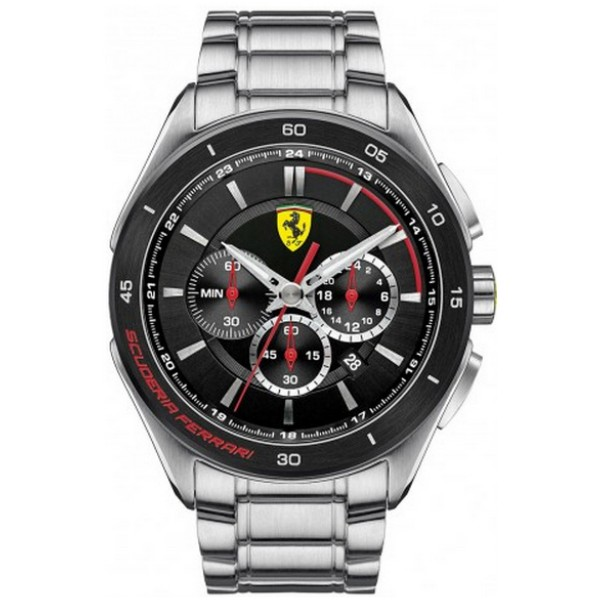 Men's Scuderia Ferrari Gran Premio Chronograph Watch 830188