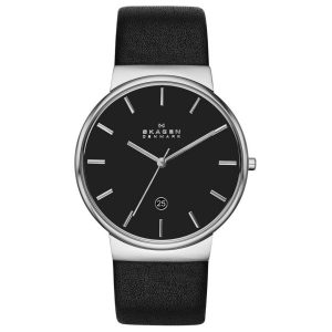 Men's Skagen Ancher Refined Watch G2-SKW6104