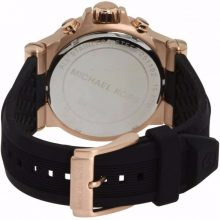 Michael Kors Dylan for Men - Analog Rubber Band Watch - MK8184
