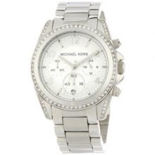 Michael Kors Women's MK5165 Silver Blair Watch
