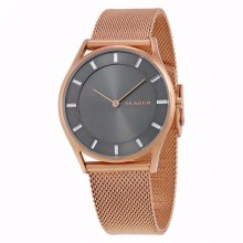 Holst Grey Dial Rose Gold-Tone Stainless Steel Ladies Watch G2-SKW2378
