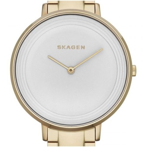 Skagen Ditte Women's Silver Dial Stainless Steel Band Watch - SKW2330