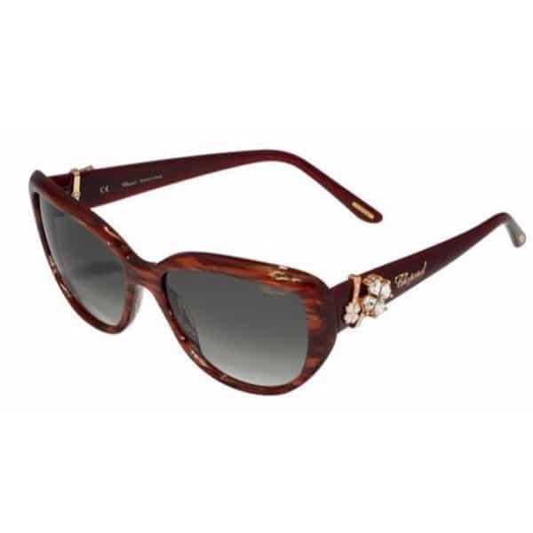Chopard Semi-Rectangle Sunglasses for Women - SCH 147S 700