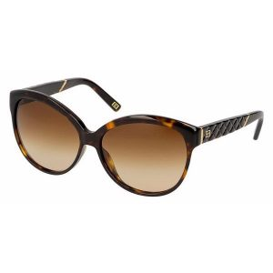 678df6b12e Escada Semi-Rectangle Sunglasses for Women - 222 092P Grey Lenses ...