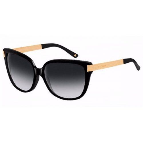 Escada  Unisex Cat Eye Sunglasses - 345 700 Smoke Gradient Lenses