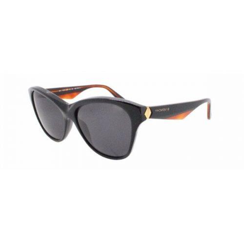 Givenchy Cat Eye Full Rim Sunglasses for Women - 924 700F Grey Lenses