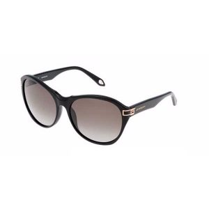 333840586d Givenchy Cat Eye Full Rim Sunglasses for Women - 925 700X Grey Lenses