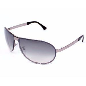 Police Aviator/Navigator Sunglasses for Men - 8843 568X Grey Lenses