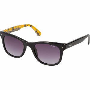 Police Wayfarer Sunglasses for Men - 1861 700F Purple Lenses