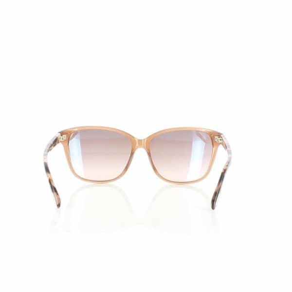 Tom Ford Butterfly Sunglasses for Women - 432 45F Light Brown Gradient Lenses