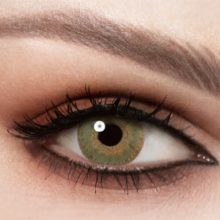 Celena One Day Olive Green Lenses
